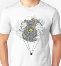 Mayan zodiac circle teeshirt Unisex T-Shirt