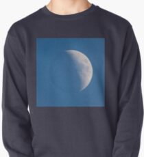 Moon during the day against blue sky T-Shirt