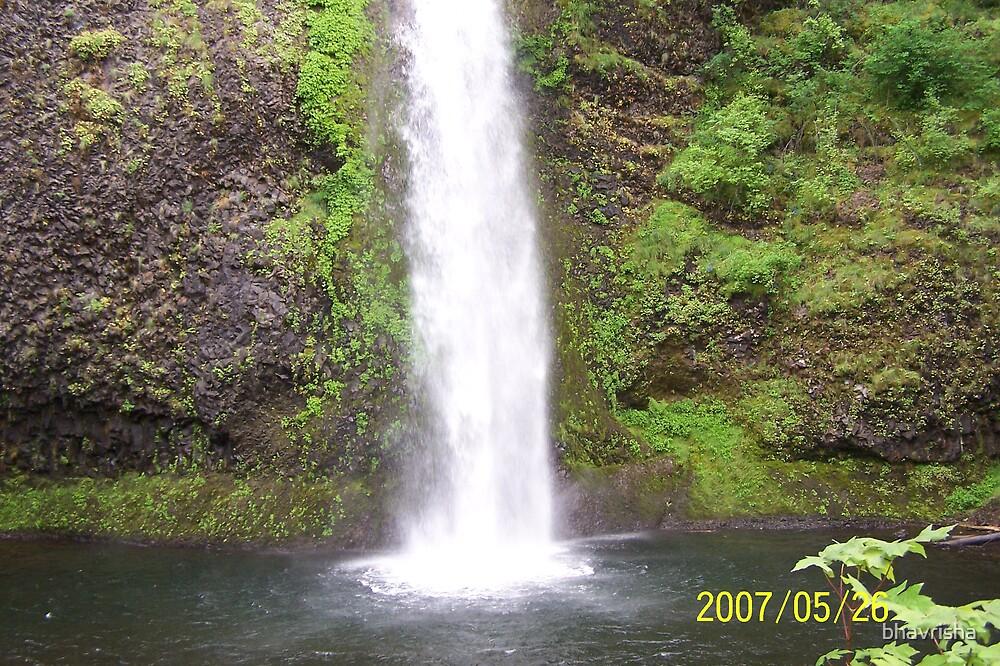 water fall by bhavrisha