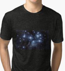 Pleiades (M45) Tri-blend T-Shirt