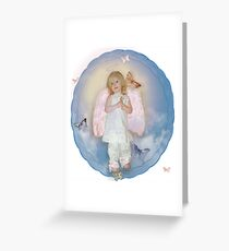Everybody's Angel Greeting Card