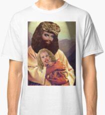 Drag Jesus Trixie with a Katya Lamb Classic T-Shirt
