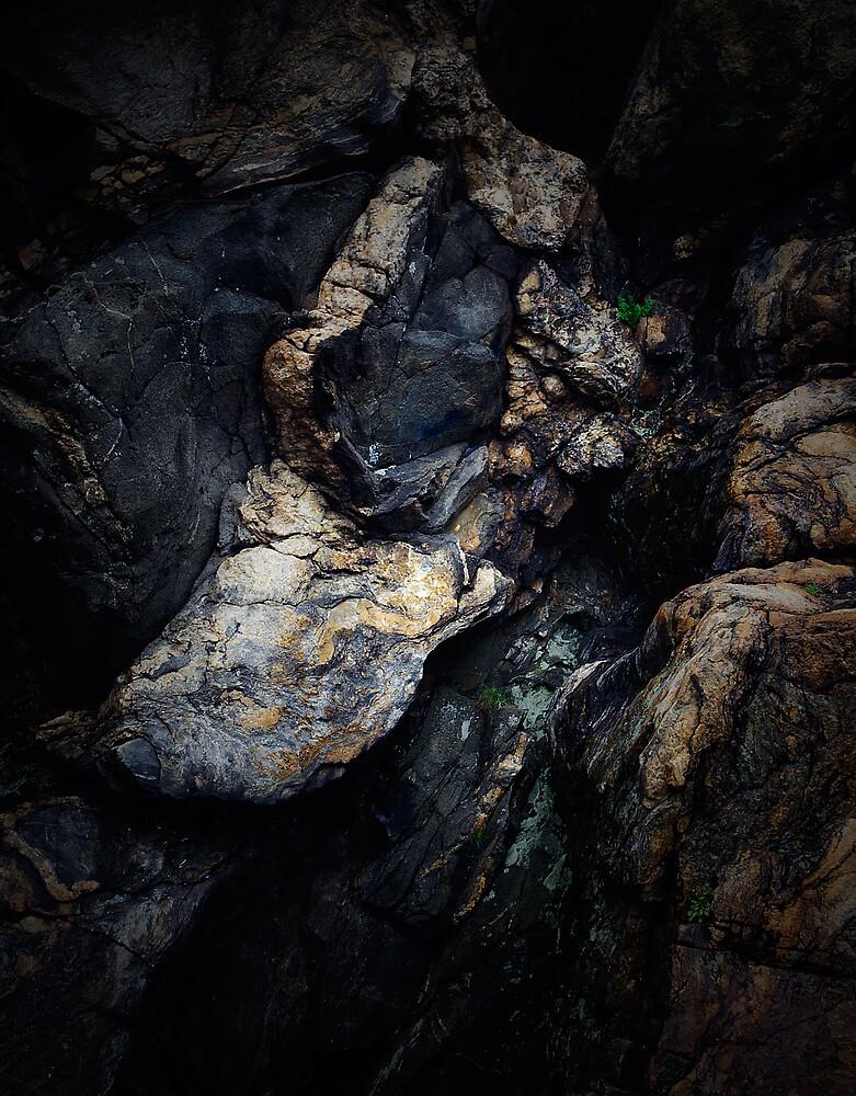 black rocks by ThomasB