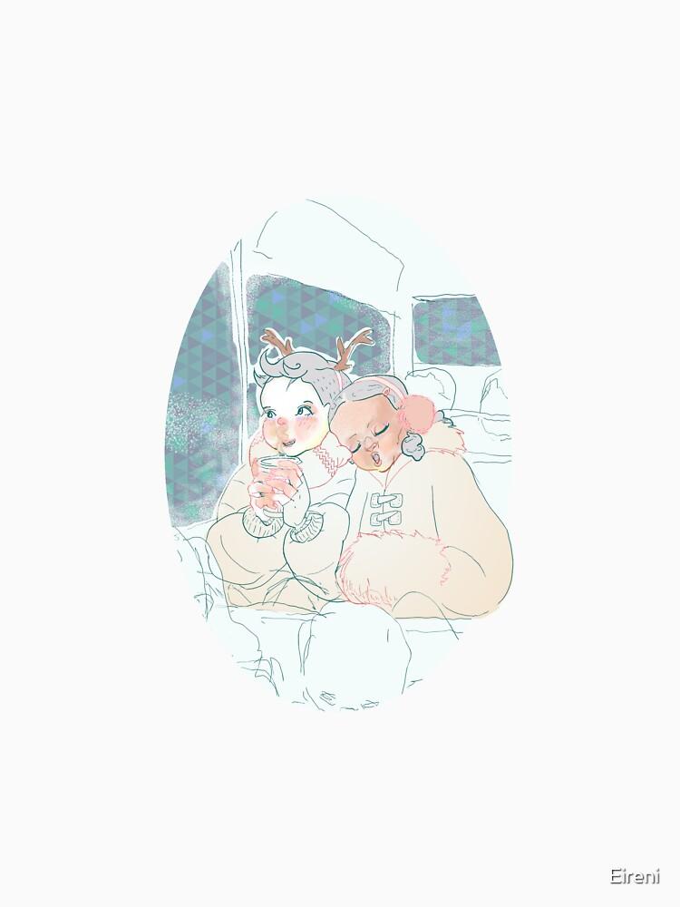 Christmas Coffee by Eireni