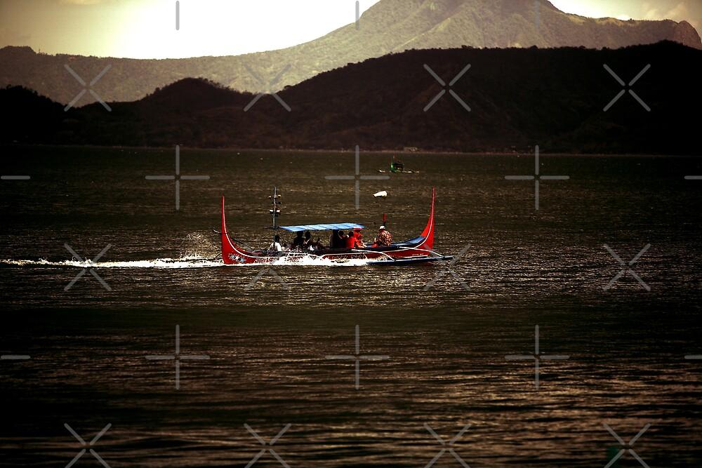 Taal Volcano by Ben Pacificar