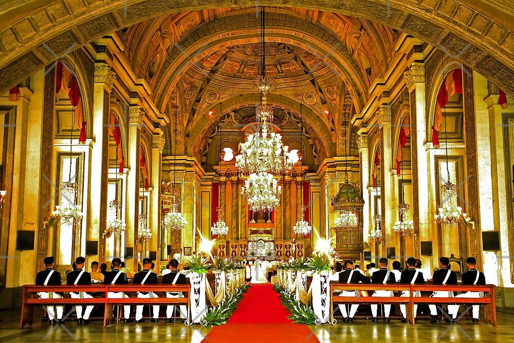 Wedding by Ben Pacificar