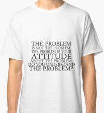 Jack Sparrow - Problem Classic T-Shirt