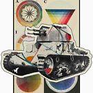 Carro Armato. by shadeprint