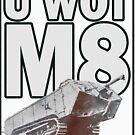 U WOT M8? by shadeprint