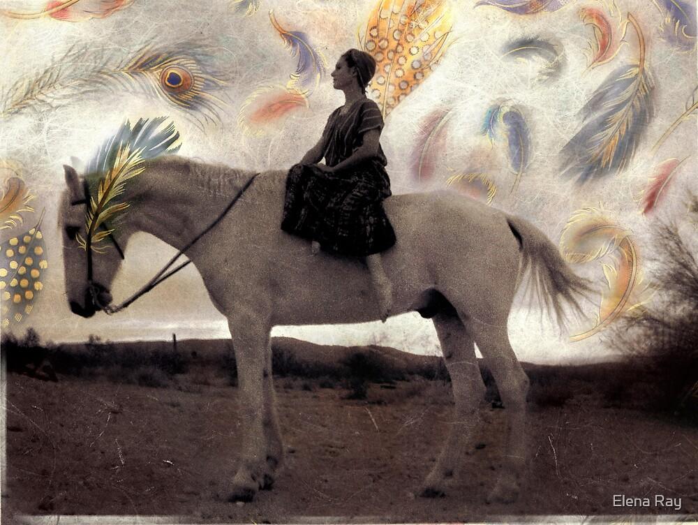 Epiphany Of Cosmic Consciousness by Elena Ray
