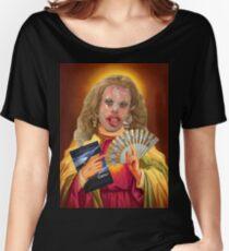 Drag Jesus Katya Women's Relaxed Fit T-Shirt