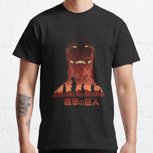 60 meters class head (titan) Classic T-Shirt