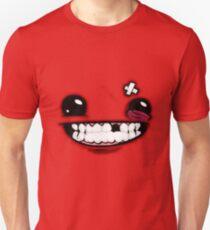 SuperMeatBoyLogo Unisex T-Shirt