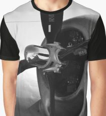 WWII Bomber Graphic T-Shirt