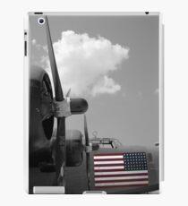 WWII Liberator iPad Case/Skin