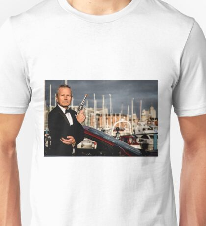 Hullywood Icon -  Peter Levy Unisex T-Shirt