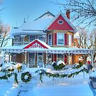 Christmas House by James Brotherton