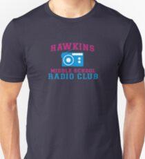 HAWKINS MIDDLE SCHOOL RADIO CLUB T-Shirt
