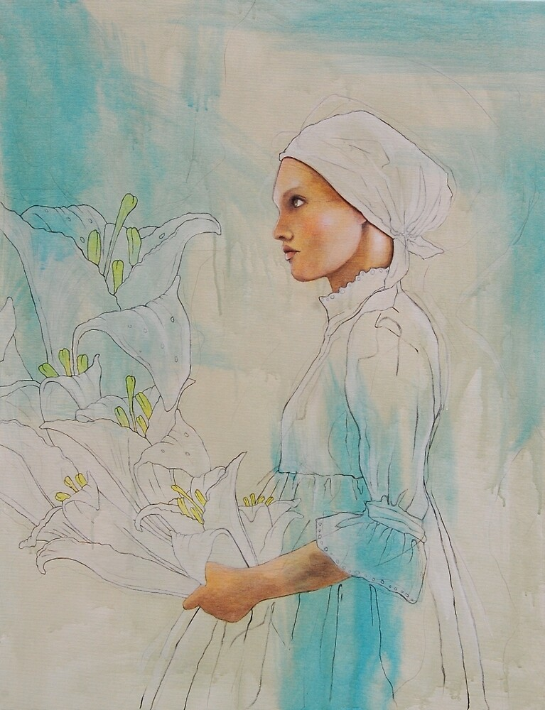 Transparent Dream No 1 by Ida Andersen Lang