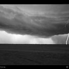 outback thunderstorm by Tony Middleton