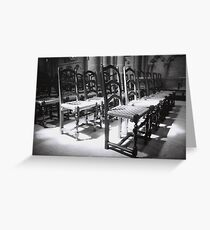 Cathedral of Notre-Dame, Lausanne Greeting Card