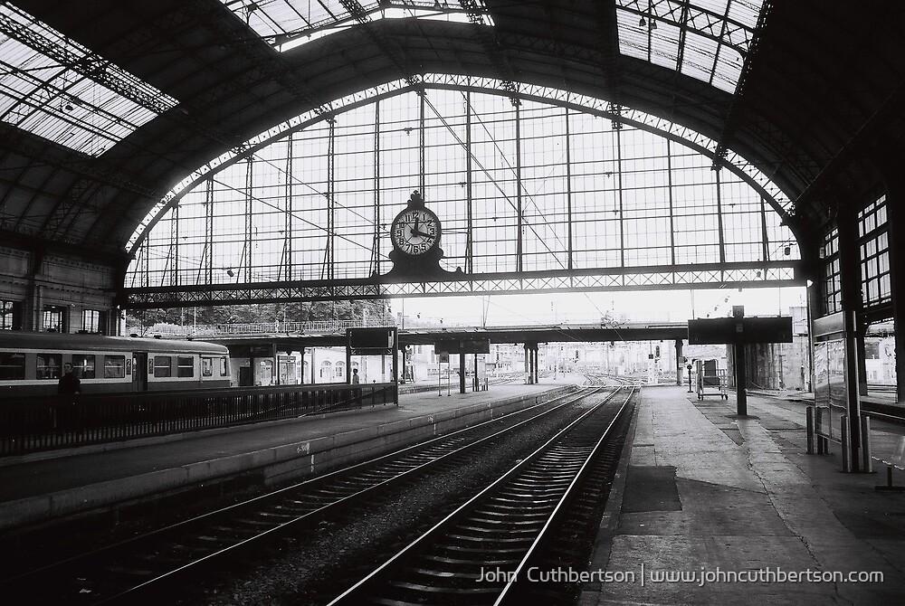 Gare de Bordeaux Saint-Jean, France by John  Cuthbertson   www.johncuthbertson.com