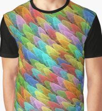 Rainbow koi fishes Graphic T-Shirt