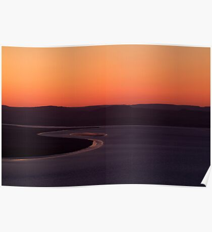 Wyndham Sunset,Bastion Lookout,Western Australia Poster