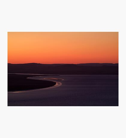 Wyndham Sunset,Bastion Lookout,Western Australia Photographic Print