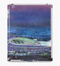 KC Stadium at Night. iPad Case/Skin