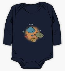 helicopter fishes are coming! Kids Clothes