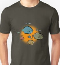 helicopter fishes are coming! T-Shirt