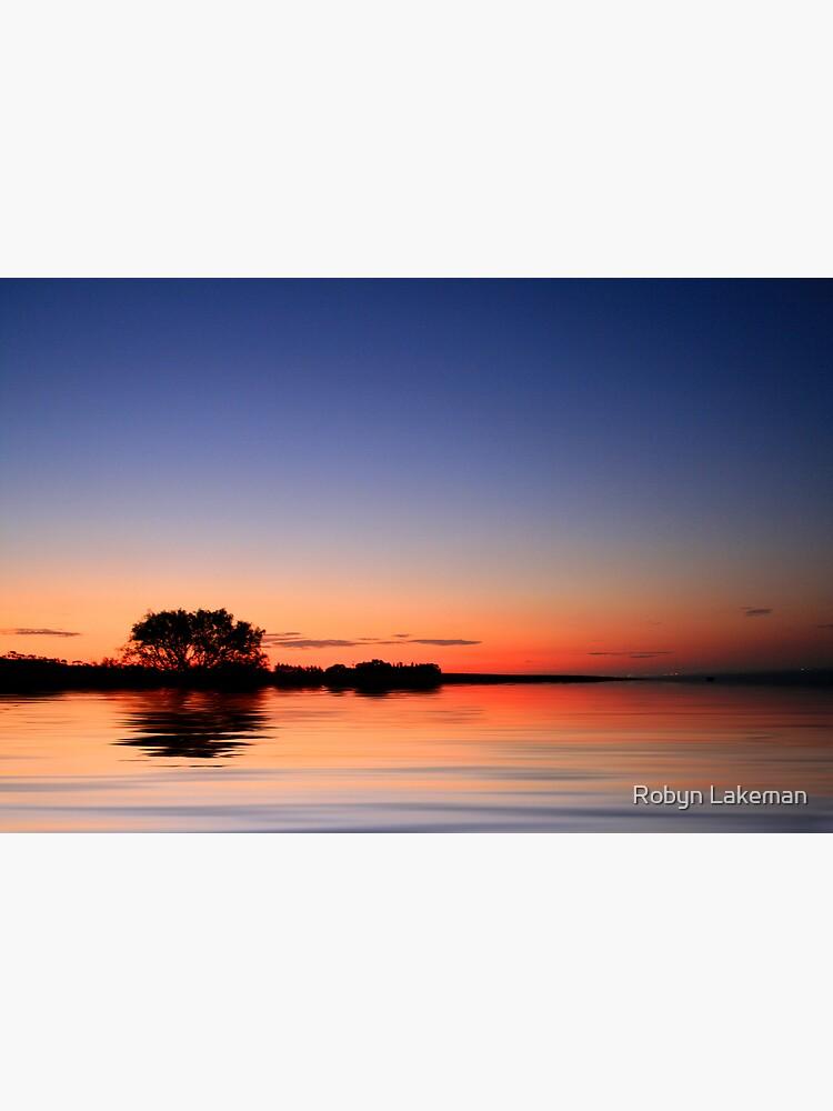 Sunset Port Arlington by Rivergirl