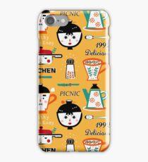 PICNIC1992 iPhone Case/Skin