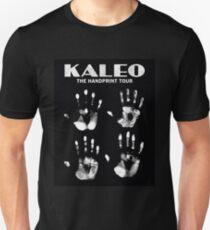 Kaleo tour 2017 finger Solehaleha SH one Unisex T-Shirt