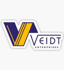Veidt Enterprises from Watchmen Sticker