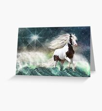 Drifting with the Tide Greeting Card