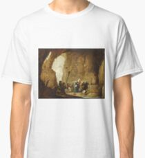 David Teniers The Younger - The Temptation Of St. Anthony Classic T-Shirt