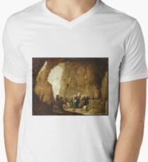 David Teniers The Younger - The Temptation Of St. Anthony T-Shirt