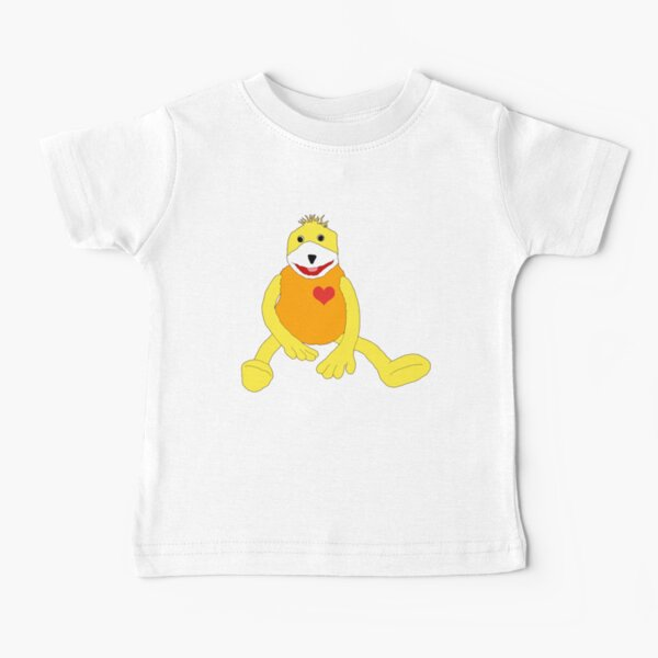 Sweet Hello from Flat E Baby T-Shirt