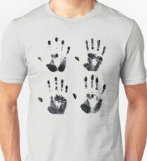 Kaleo tour 2017 finger Solehaleha SH tri Unisex T-Shirt