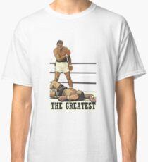 Muhammad Ali The Greatest Boxer Classic T-Shirt