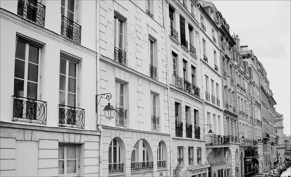 Paris Apartments   by Melanie89