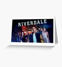 RIVERDALE - NETFLIX Greeting Card