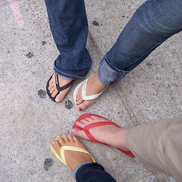 Feet by Mezoti