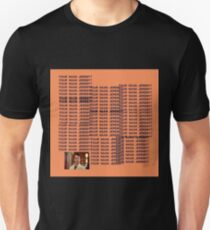 "Peep Show - ""Four Naan Jeremy?"" Life of Pablo Cover Unisex T-Shirt"
