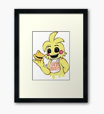 Toy Chica Framed Print