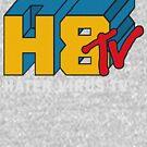 H8 TV Logo. by shadeprint