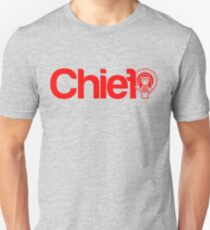 Project Chief  |  Red T-Shirt