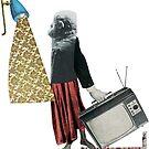 « tv » par Olga Lupi
